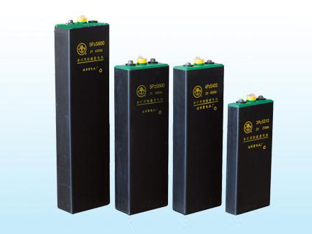 PzS series traction battery